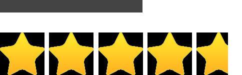 4.7 Stars Average User Rating