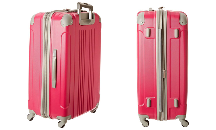 Beverly Hills Country Club Malibu Luggage Set - Sides