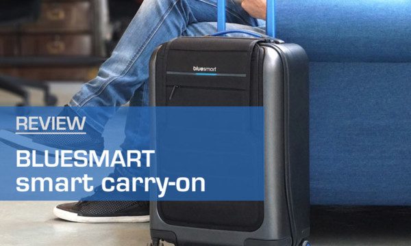 REVIEWED! Bluesmart One Smart Luggage Carry-on