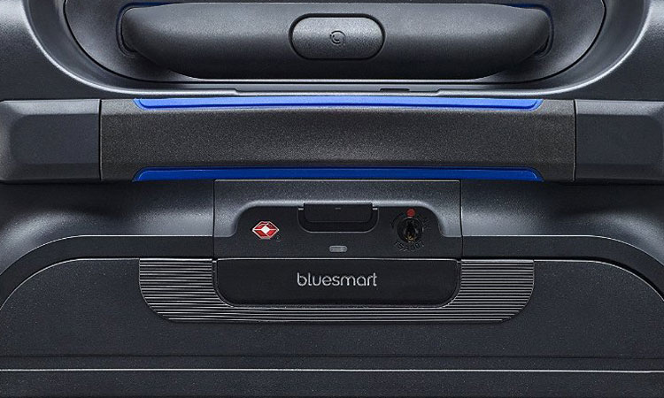 Bluesmart One Remote Locking