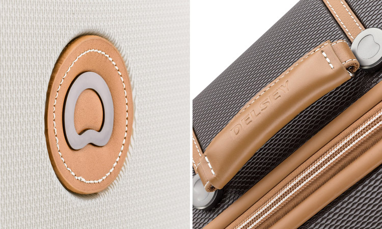 Delsey Chatelet Luggage - Design Details