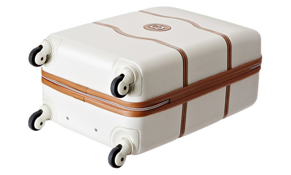 Front of the Delsey Chatelet Luggage