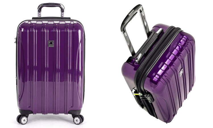 Delsey Helium Aero Carry-On - Sides
