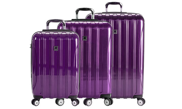 Delsey Helium Aero Carry-On - Sizes