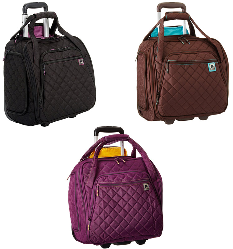 Delsey Underseat Tote - Colors