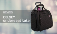 Delsey Underseat Tote Review