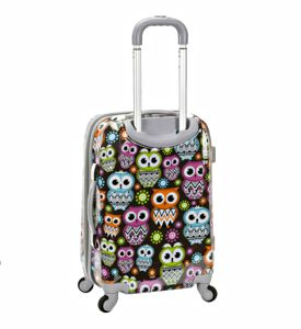 Rockland Owls Carry-On Review