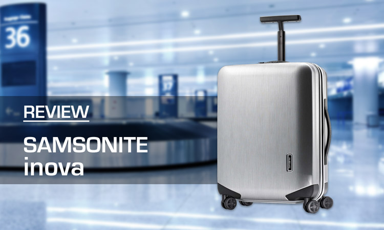 "Samsonite Inova Carry-On 20"" Review"