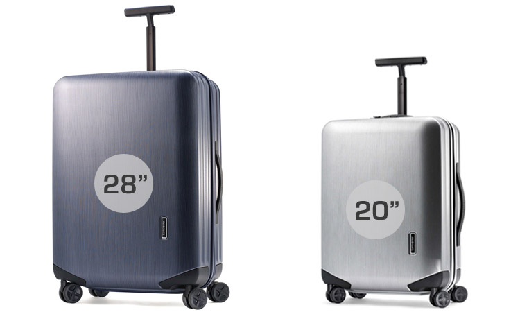 Samsonite Inova Carry-On - Colors