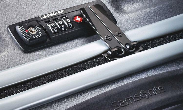 Samsonite Inova Carry-On - TSA Lock