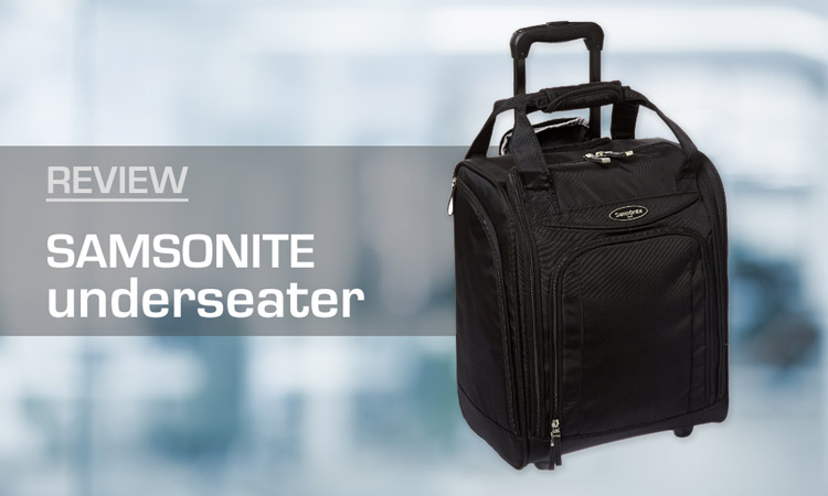Review: Samsonite Luggage Underseater