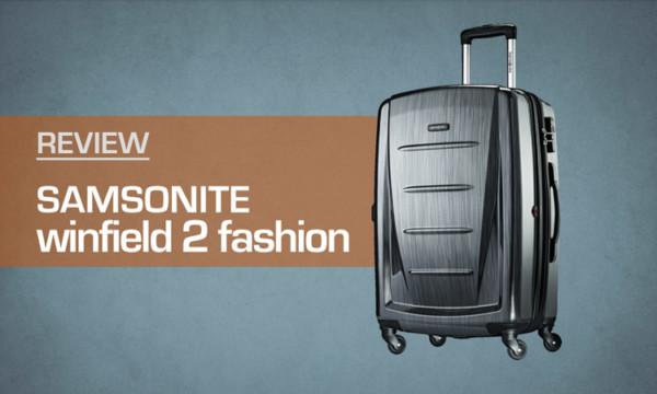 REVIEWED! Samsonite Luggage Winfield 2 Fashion