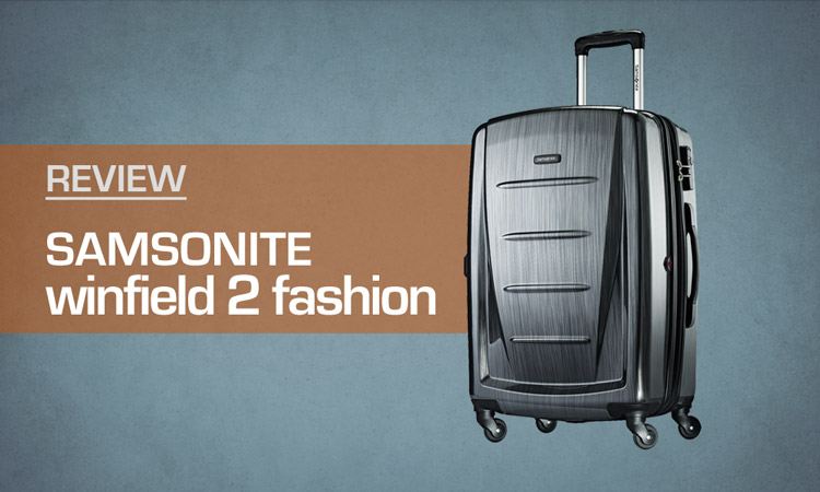 REVIEWED! Samsonite Luggage Winfield 2 Fashion