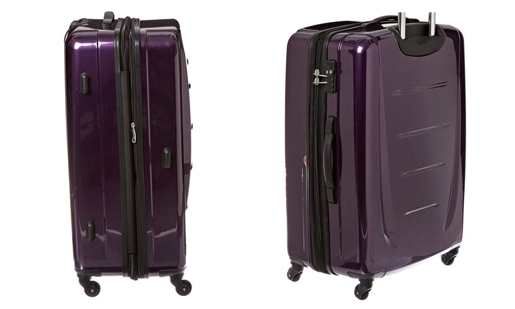 Side of the Samsonite Winfield 2 Fashion 28""
