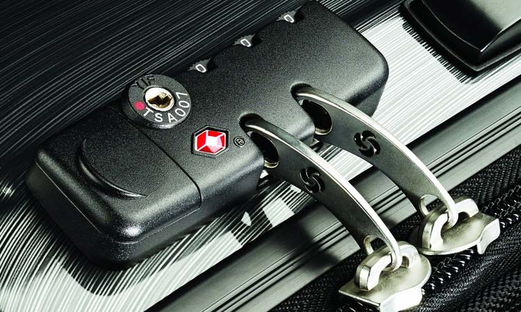 TSA Lock - Samsonite Luggage Winfield 2 Fashion