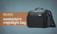 Review of the Samsonite Mightlight Carry-On Bag
