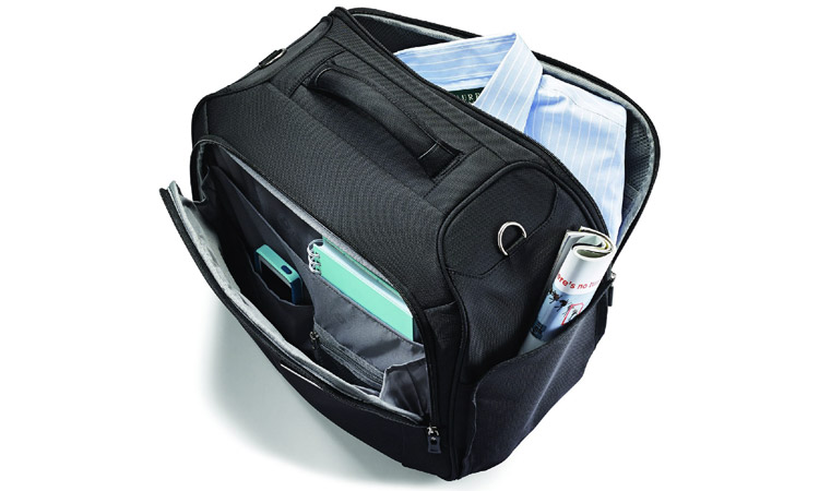 Samsonite Mightlight Carry-On Bag - Pockets