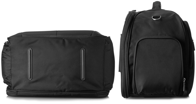 Samsonite Mightlight Carry-On Bag - Side & Bottom