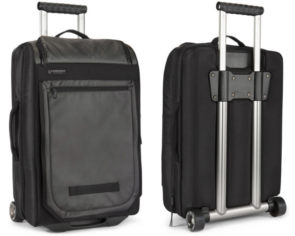 Timbuk2 Copilot Carry-On - Front & Back