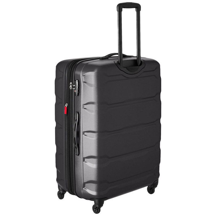 Samsonite Omni Luggage Set - Back