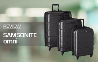 Samsonite Omni Luggage Set Review