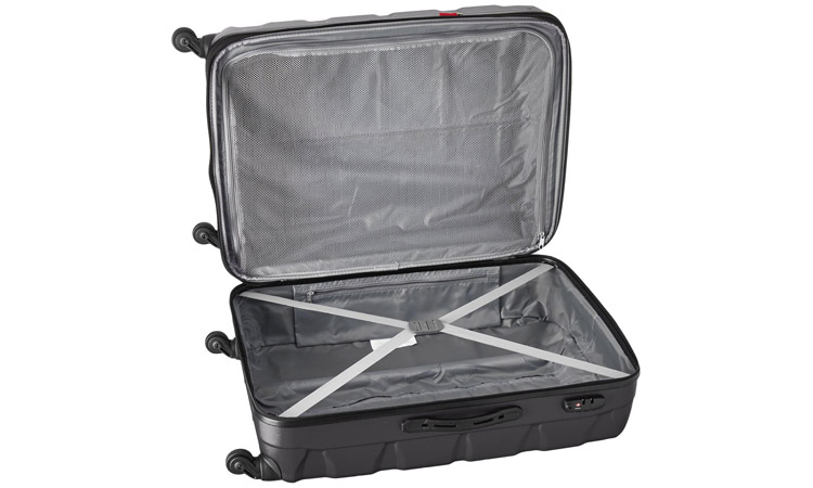 Samsonite Omni Luggage Set - Interior