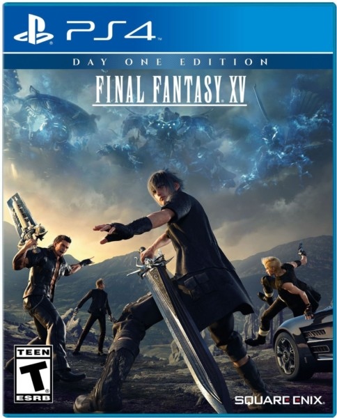 Final Fantasy XV for PlayStation4