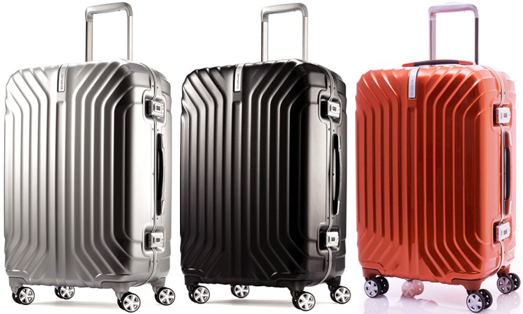 Samsonite Tru-Frame Luggage - Colors
