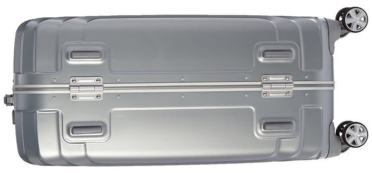 Samsonite Tru-Frame Luggage Zipperless Design