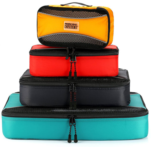 PRO Packing Cubes Set