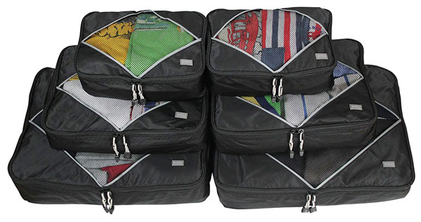Rusoji Packing Organizer Cubes