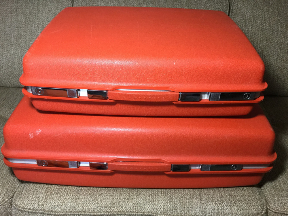 Top 9 Vintage Samsonite Luggage Suitcases