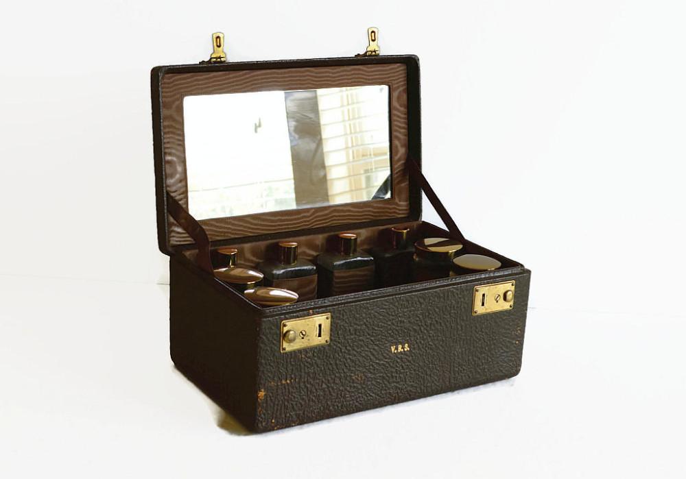 Samsonite Vintage 1940s Antique Case