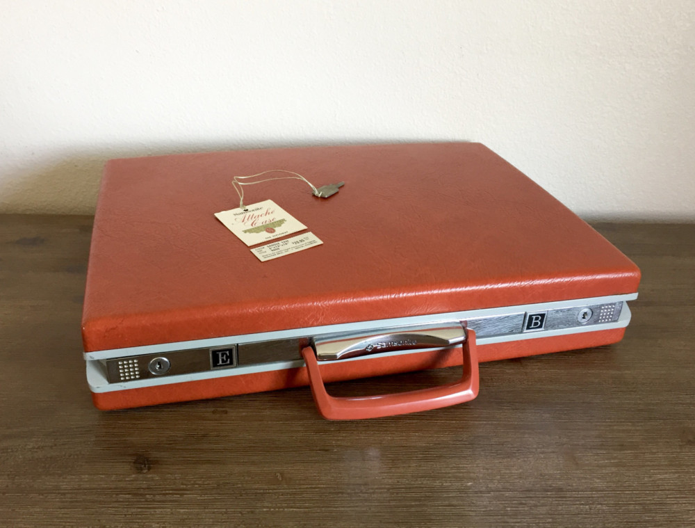 Samsonite Vintage Attache Briefcase