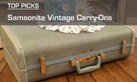 Samsonite Vintage Carry-on Luggage