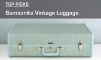 Samsonite Vintage Luggage
