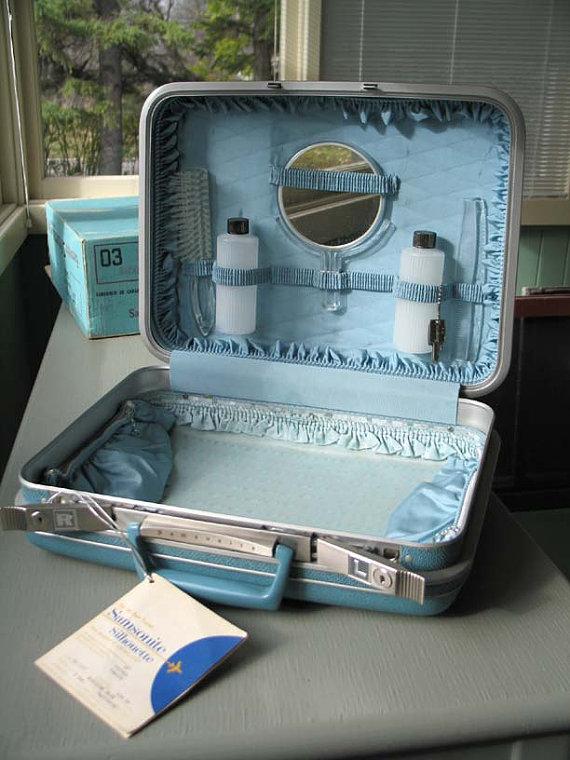 Samsonite Vintage Luggage Silhouette 16