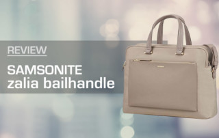 Samsonite Zalia Review - Header