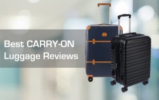 Best Carry-On Luggage Reviews