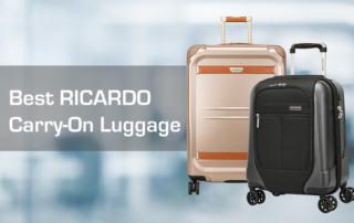 Ricardo Carry-On Luggage Review