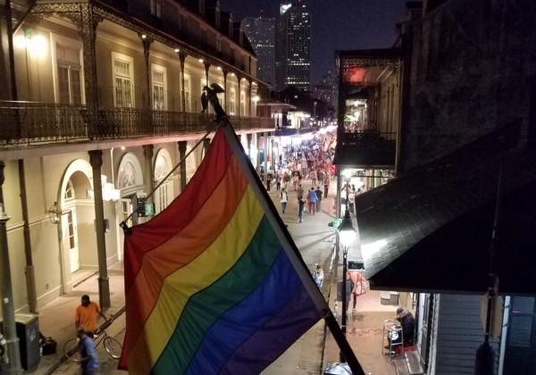 Surviving Bourbon Street