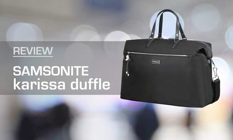 Samsonite Karissa Duffle Review