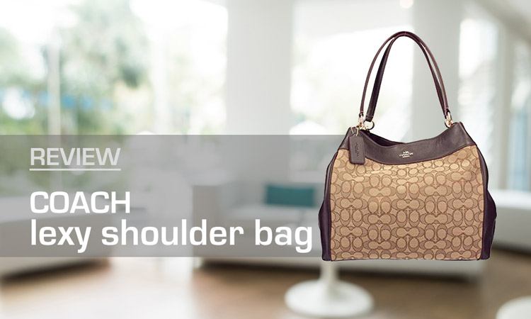 Coach Lexy Shoulder Bag Review
