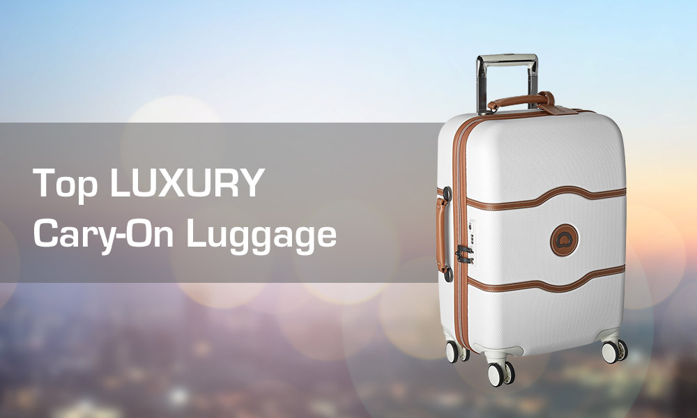 Top Luxury Carry-On Luggage