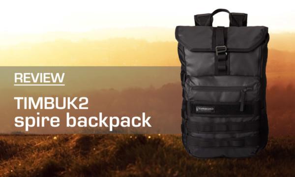 Timbuk2 Spire Backpack Review