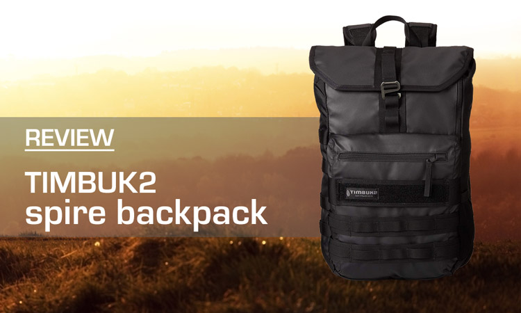Timbuk2 Spire Backpack Review