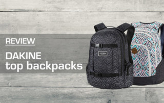 Top Dakine Backpacks Review