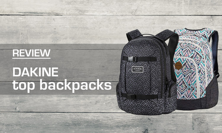 aeff78ebd6cf Top Dakine Backpacks Review. Dakine Poacher RAS 46. Dakine Garden Backpack  Geneve
