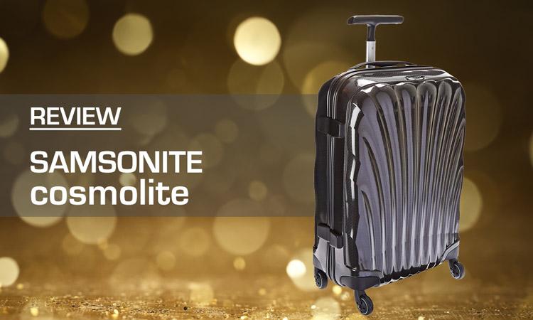 Samsonite Black Label Cosmolite Review