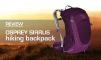 Osprey Sirrus Women's Hiking Backpack